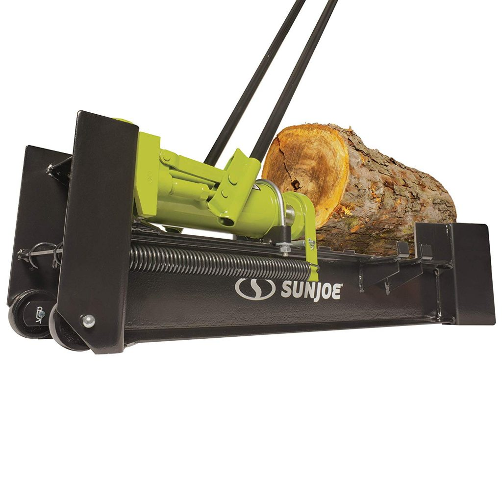 Sun Joe LJ10M 10-Ton Hydraulic Log Splitter Review