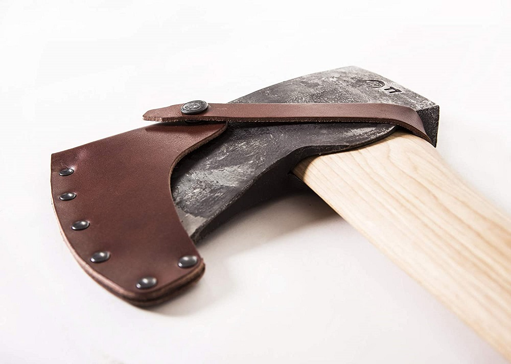 covered axe
